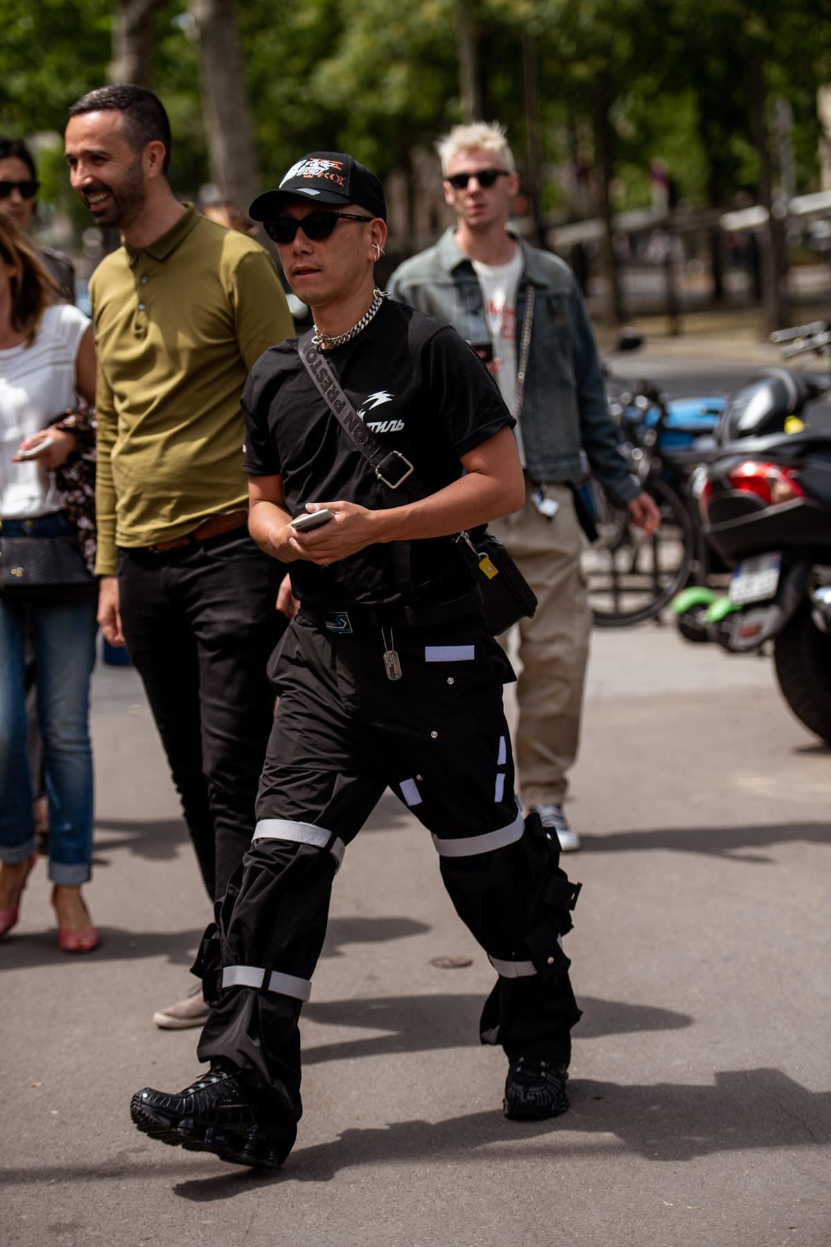 Paris Fashion Week SS20 Street Style