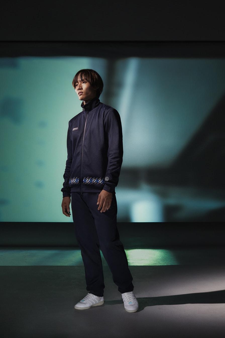 adidas New Order x SPZL Track Top - GK5731