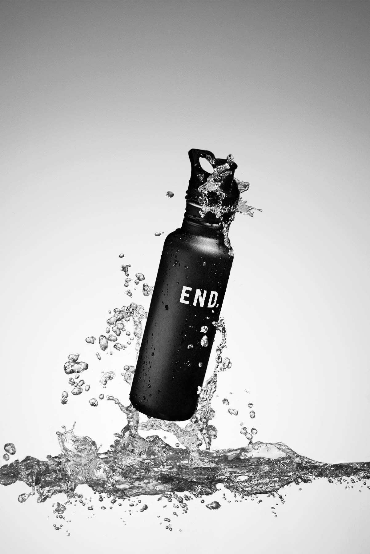 END. x Klean Kanteen Single-Walled Sport 3.0 Bottle
