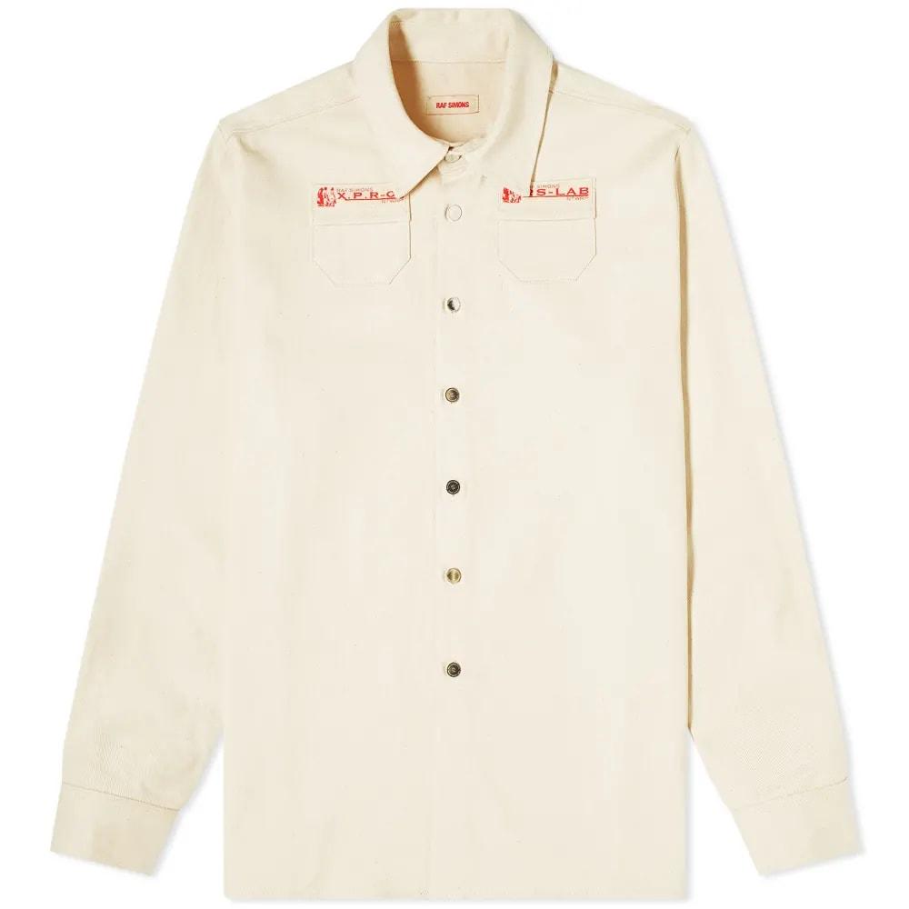 Raf Simons Denim Chore Shirt