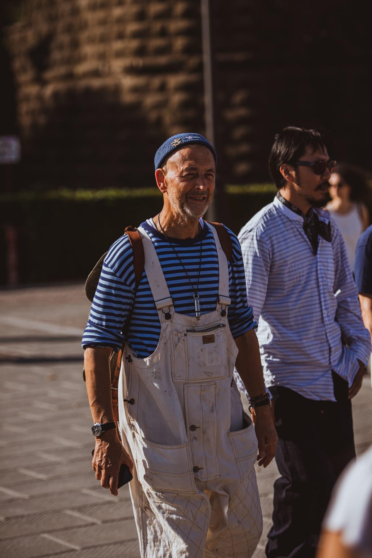 Pitti Uomo SS20 Street Style END.