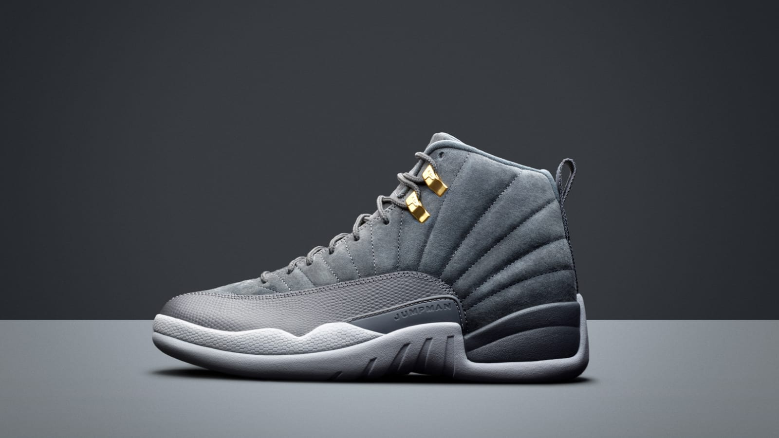 End Features Air Jordan 12 Retro Wolf Grey Launching 18th
