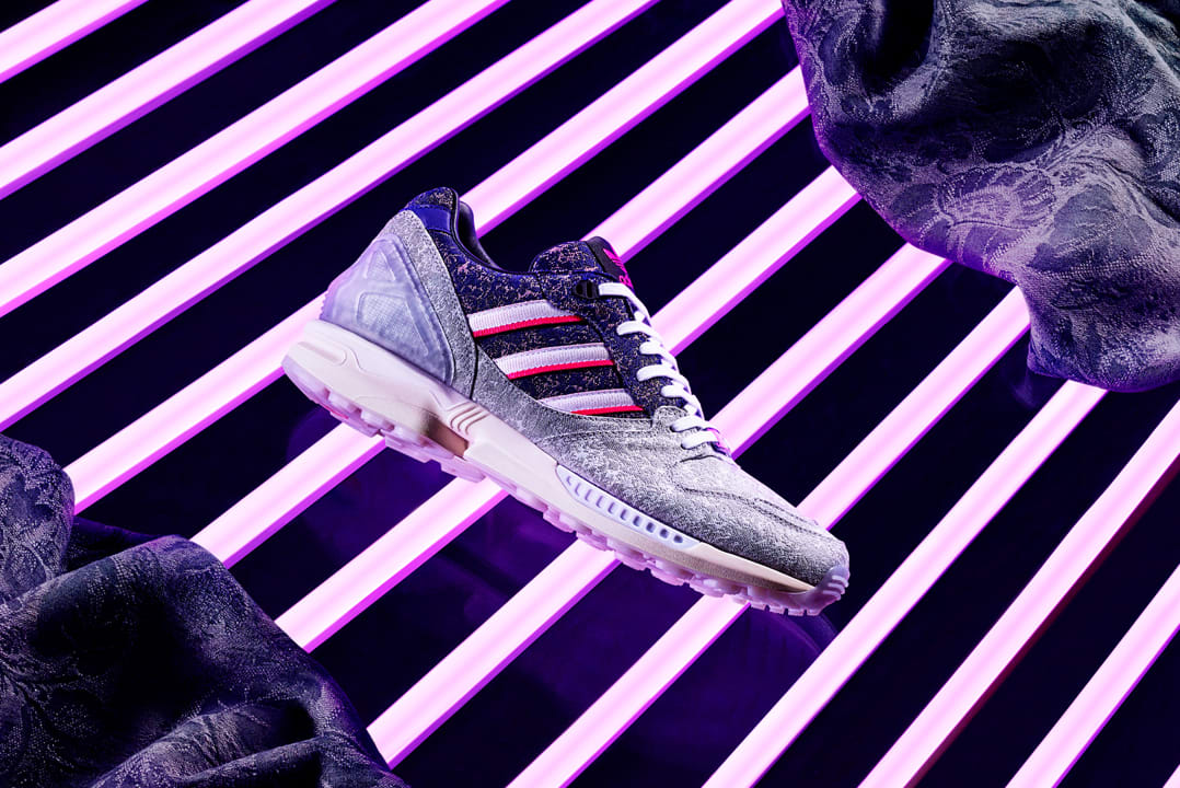 """adidas A-ZX ZX5000 """"Vieux Lyon"""" - FZ4410"""