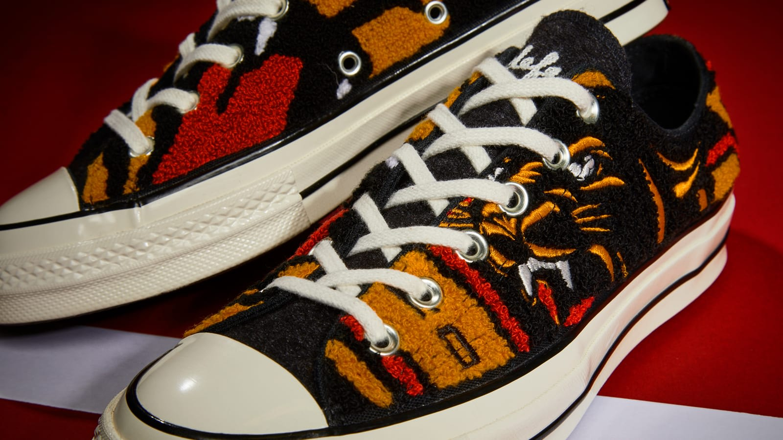 END. Features | Converse x UNDEFEATED Chuck 70 Ox Register