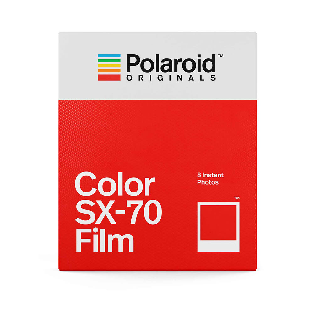 Polaroid Originals SX-70 Colour Film