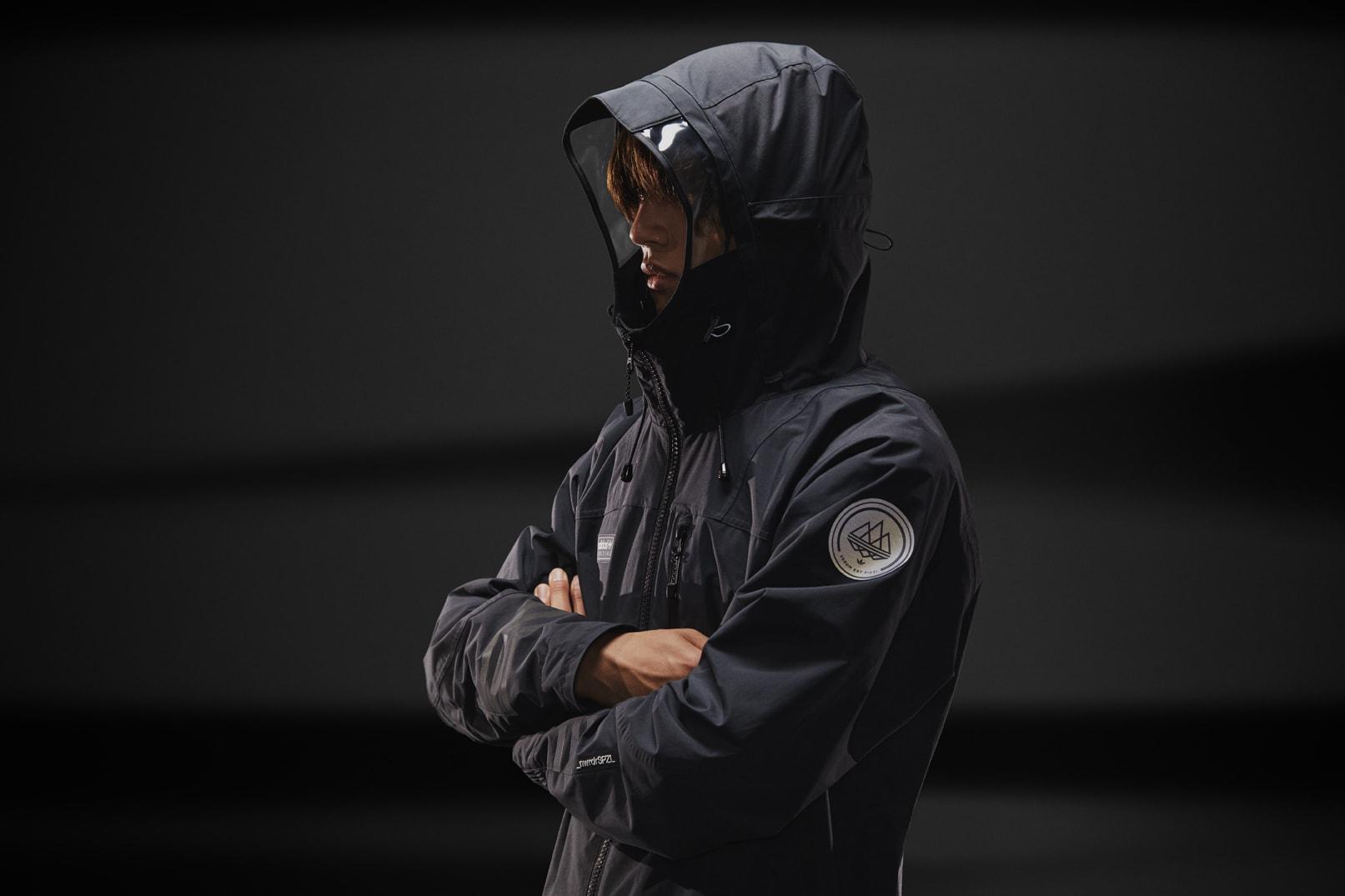 adidas New Order x SPZL Jacket - GK5735
