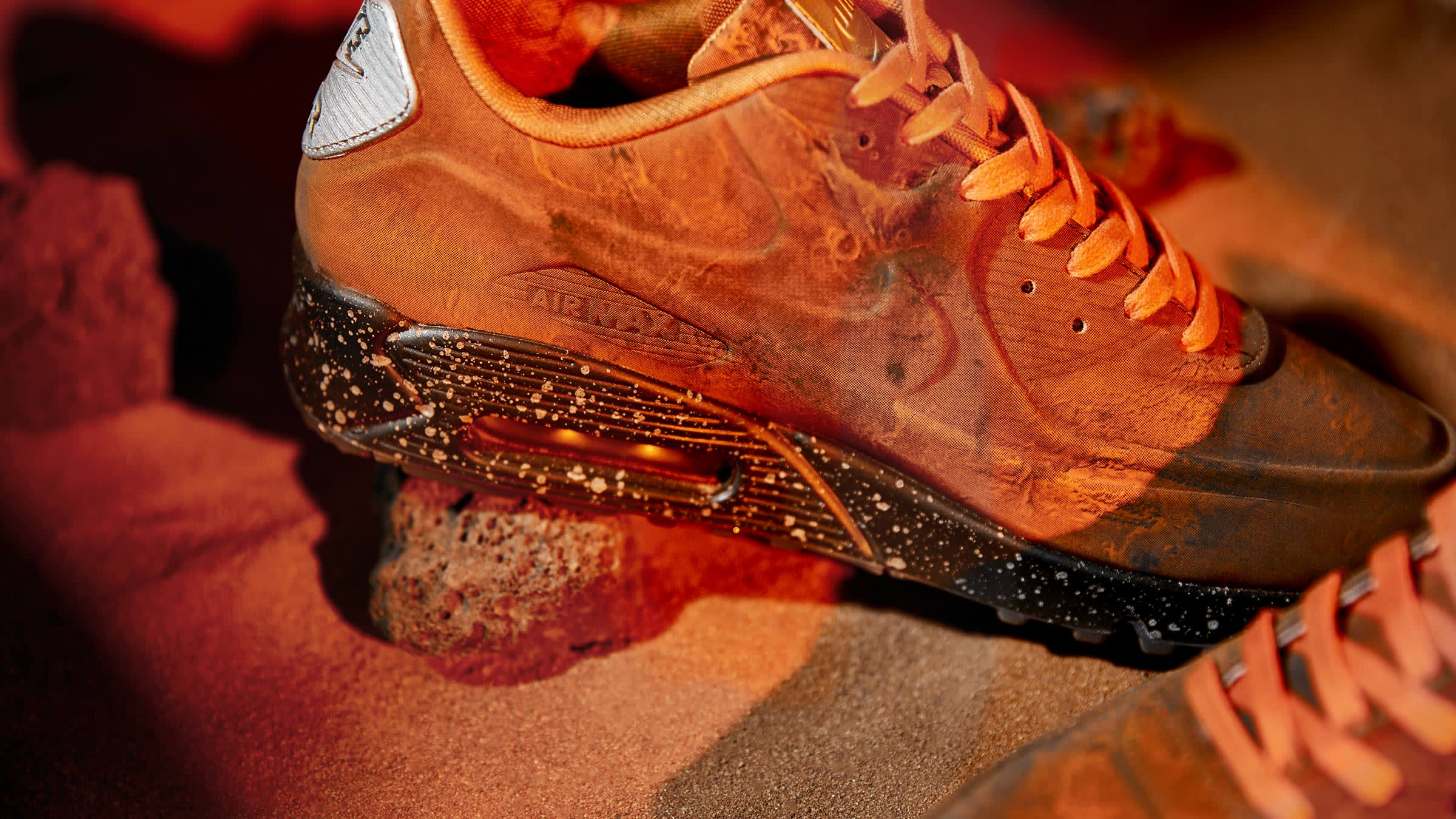 END. Features | Nike Air Max 90 'Mars Landing' Register