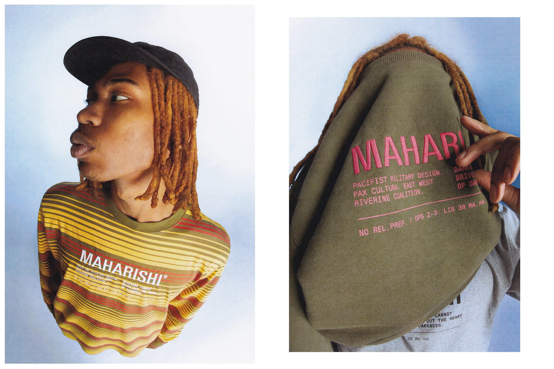 Maharishi MILTYPE21 Look Book