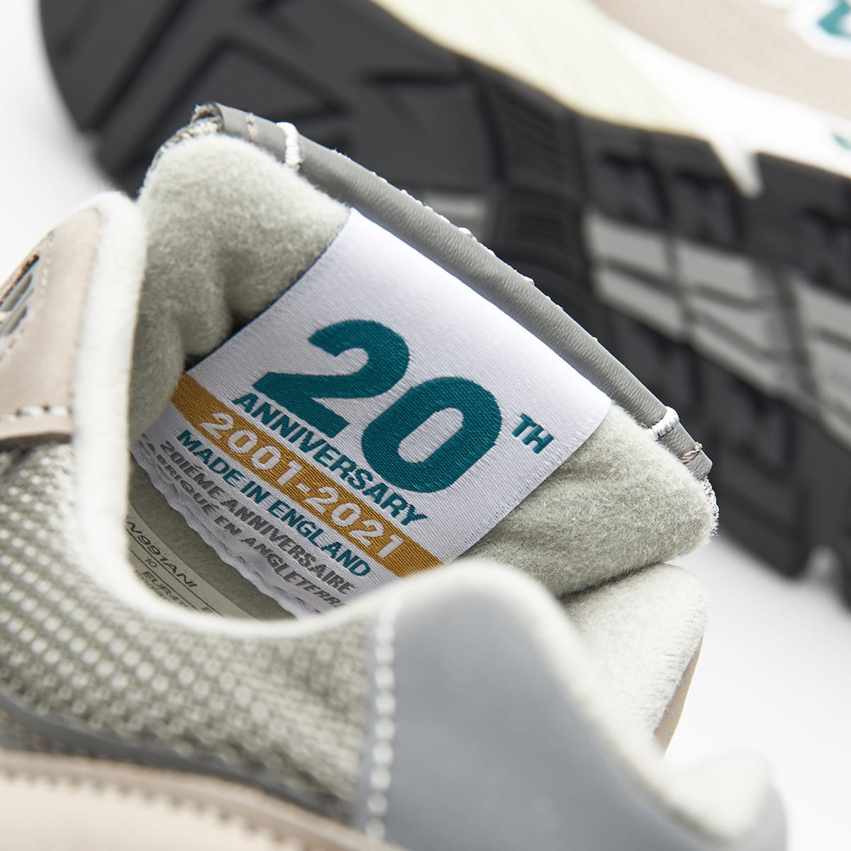 New Balance W991ANI - Made In England