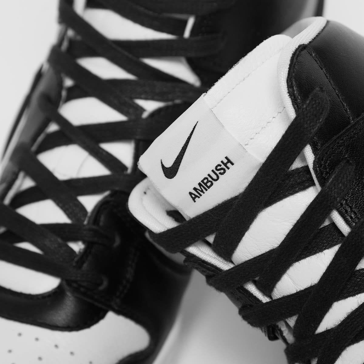 Nike x Ambush Dunk Hi - CU7544-001