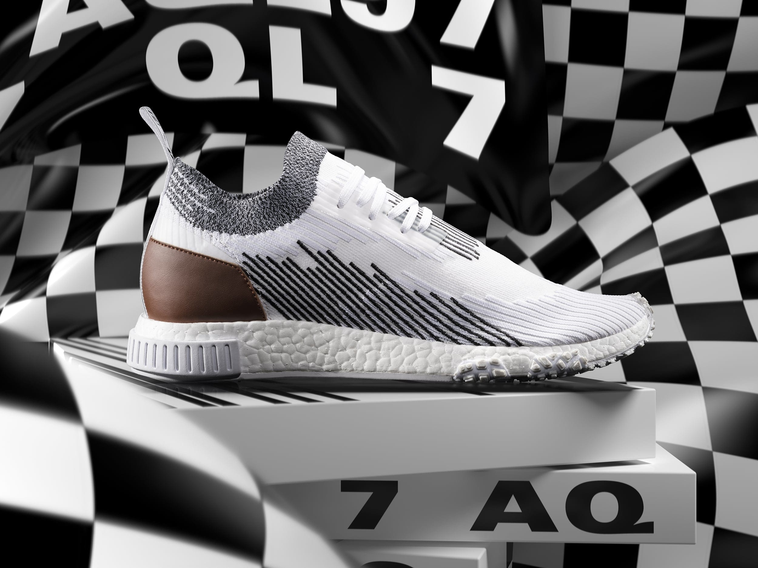 END. Features | adidas Originals NMD Racer Leather