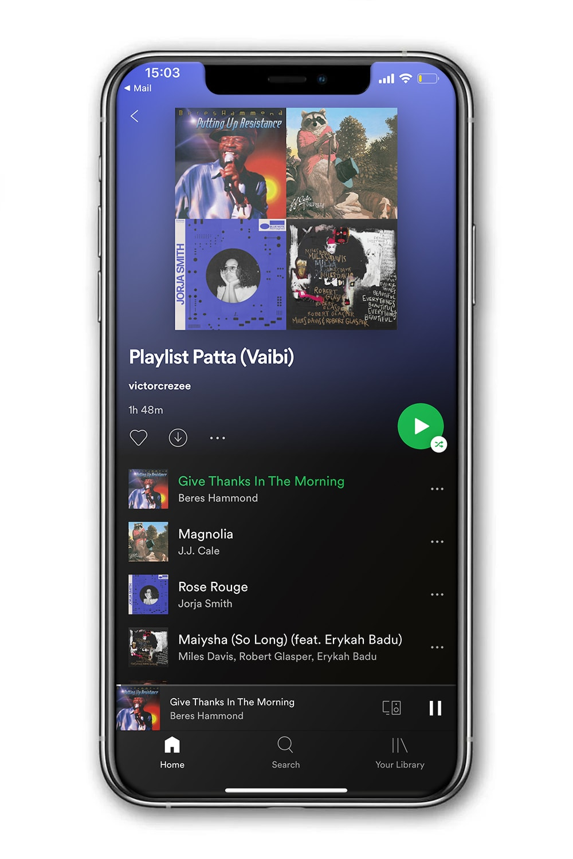 Listen Now: END. x Patta 'BEGIN.' Playlists