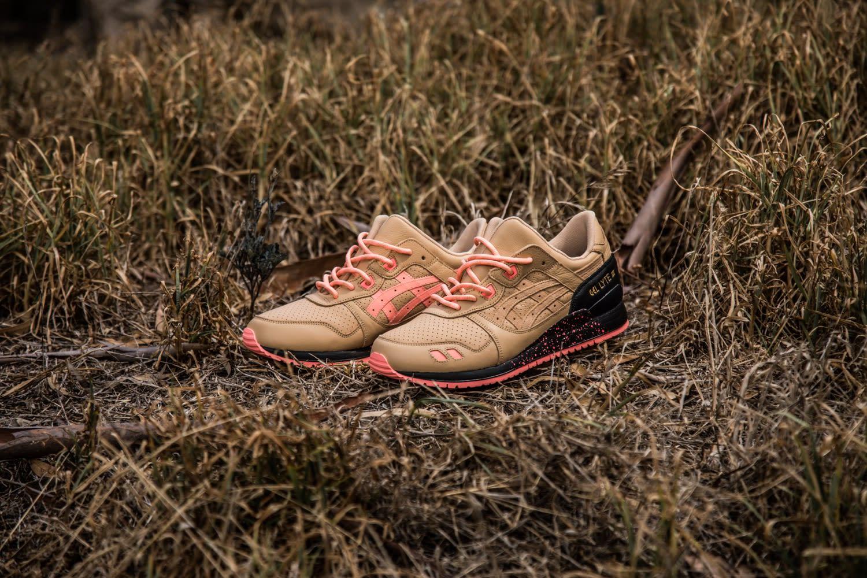 Sneaker Freaker x ASICS Gel Lyte III 'Tiger Snake' - 1191A009-201