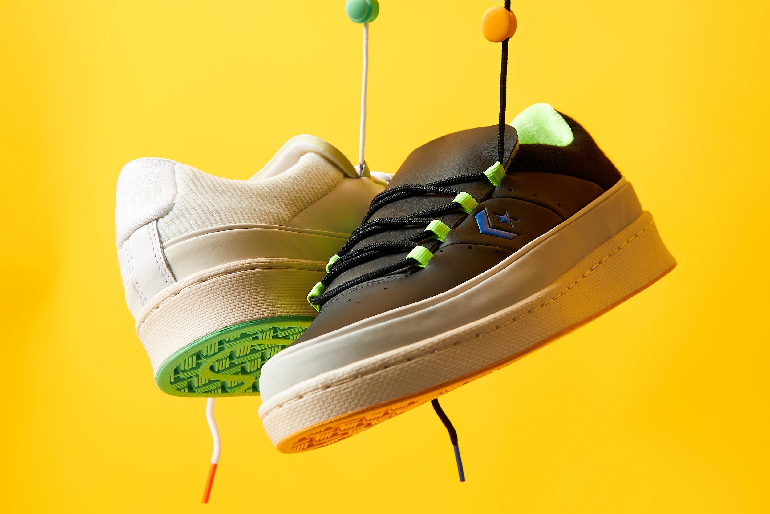 Converse 90's Pro Leather - 166597C & 166596C