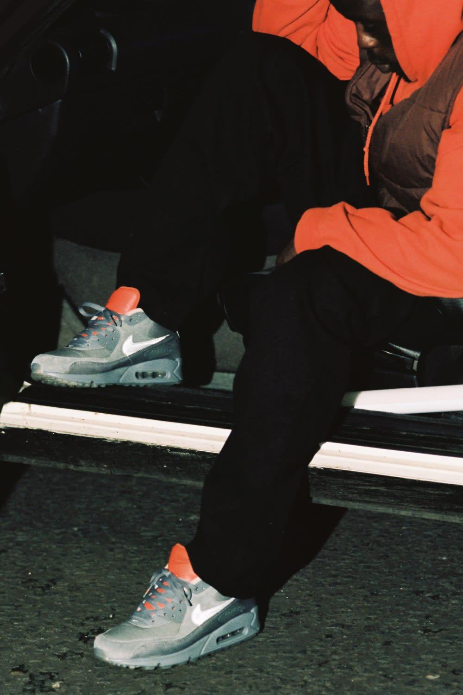 Nike x BSMNT Air Max 90 'Glasgow' - CI9111-003