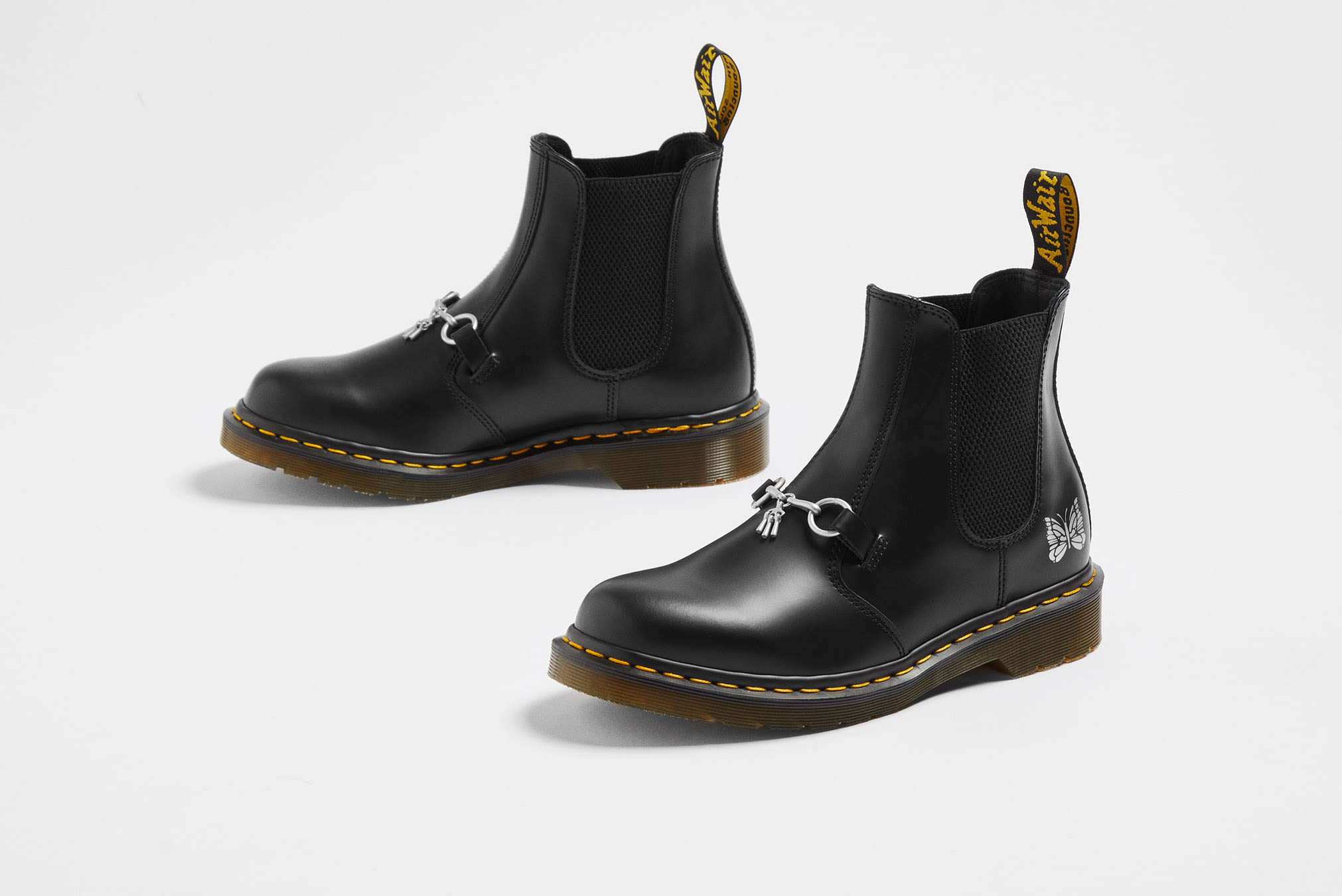 Dr. Martens x Needles 2976 Chelsea Boot - Made in England - 26908001