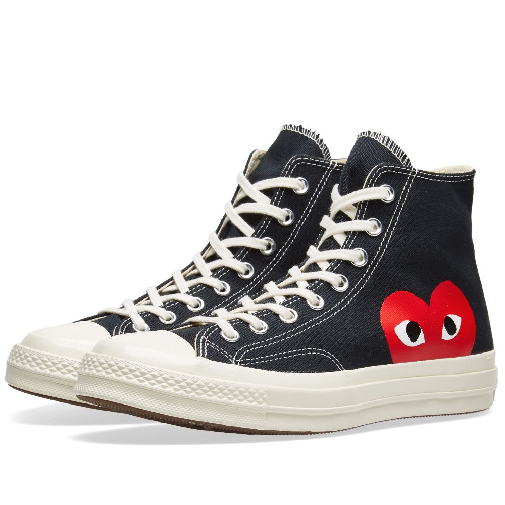 END. Features | Comme des Garcons Play x Converse are Back ...