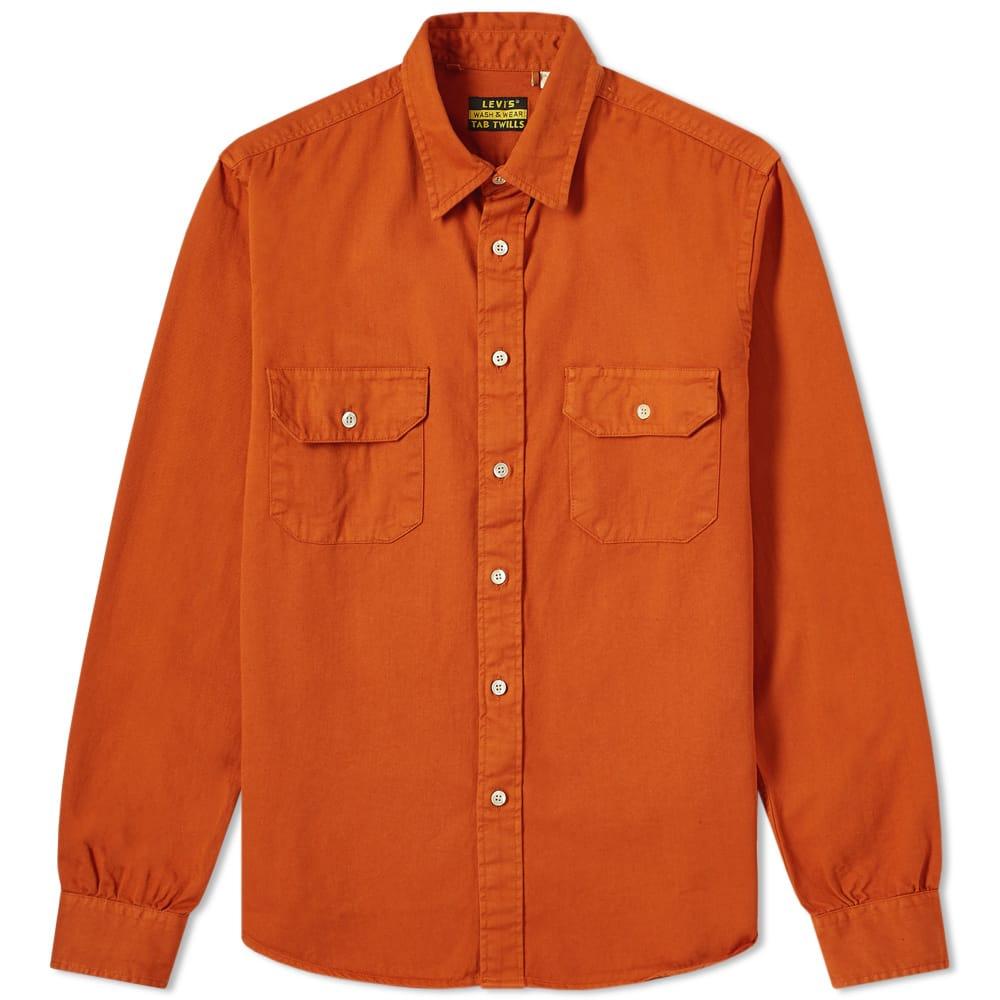 Levis Vintage Clothing Tab Twill Shirt