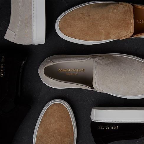Shop All Footwear at END.