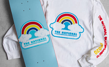 THE NATIONAL SKATEBOARD CO.