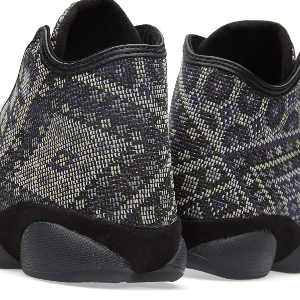 pretty nice fcdcb d2ee1 Nike Jordan Horizon Premium Black   Purple Steel   END.