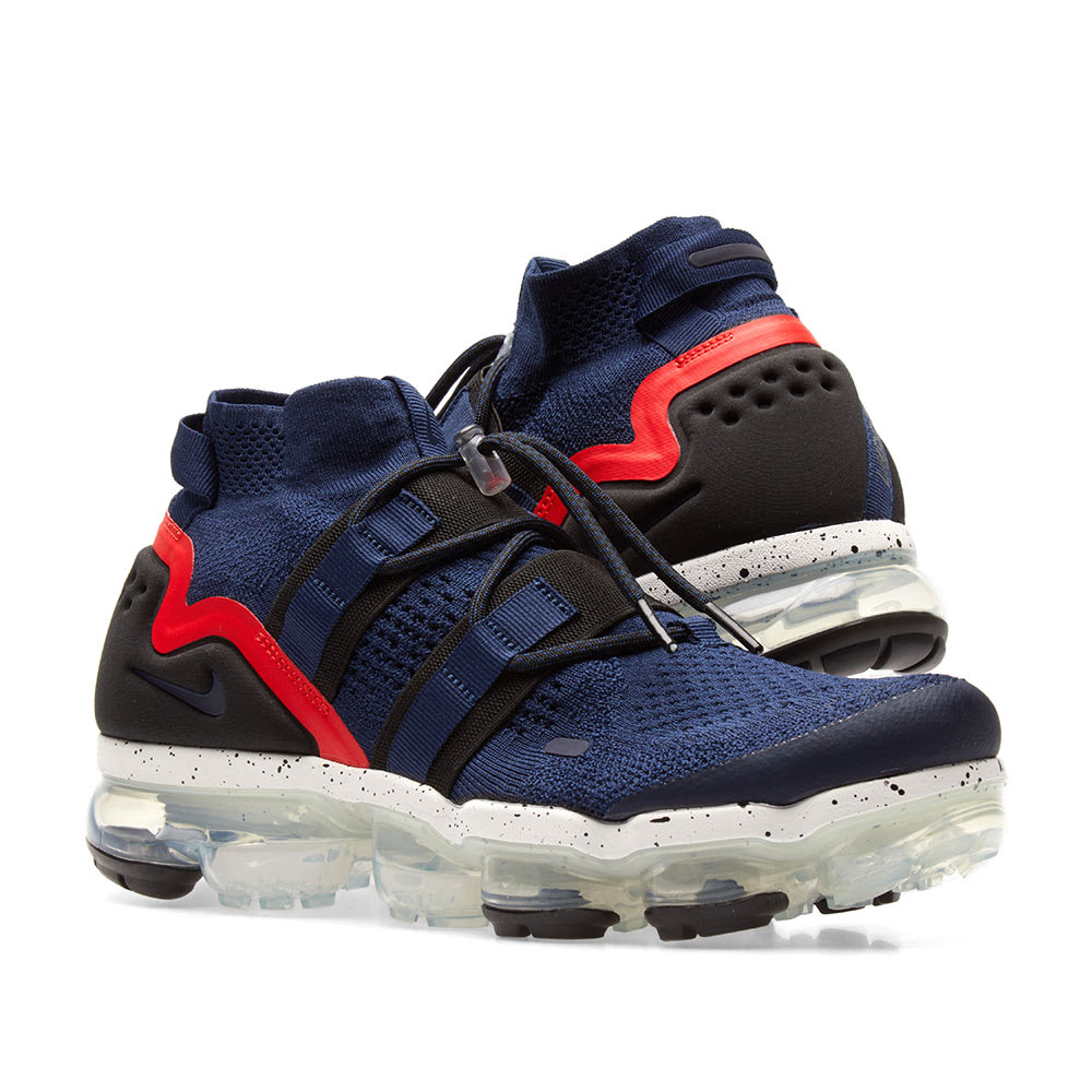 72c6c3bf058 Nike Air VaporMax Flyknit Utility College Navy