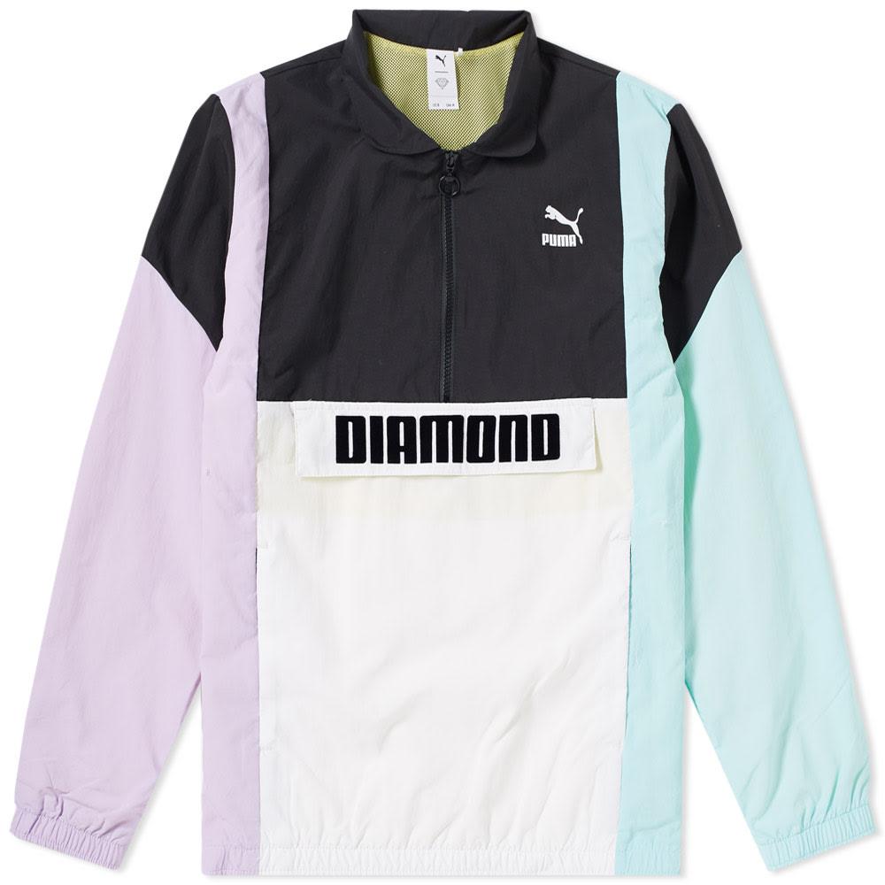 2f372af8a0fb Puma x Diamond Supply Co. Savannah Jacket Puma Black