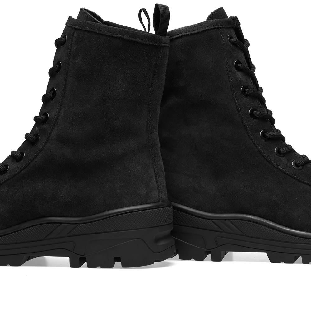 519951046 Yeezy Season 6 Combat Boot Black