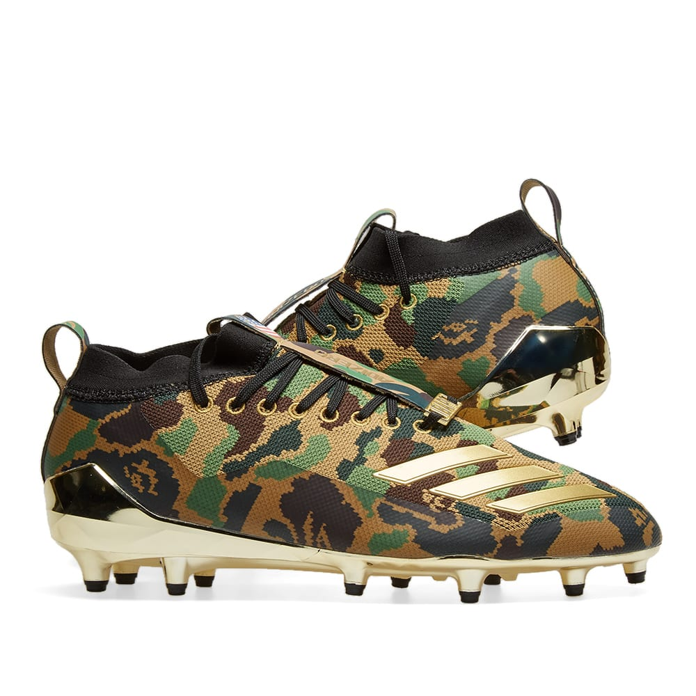 fb68decc4 Adidas x BAPE Cleat. Green Camo. £179. Plus Free Shipping