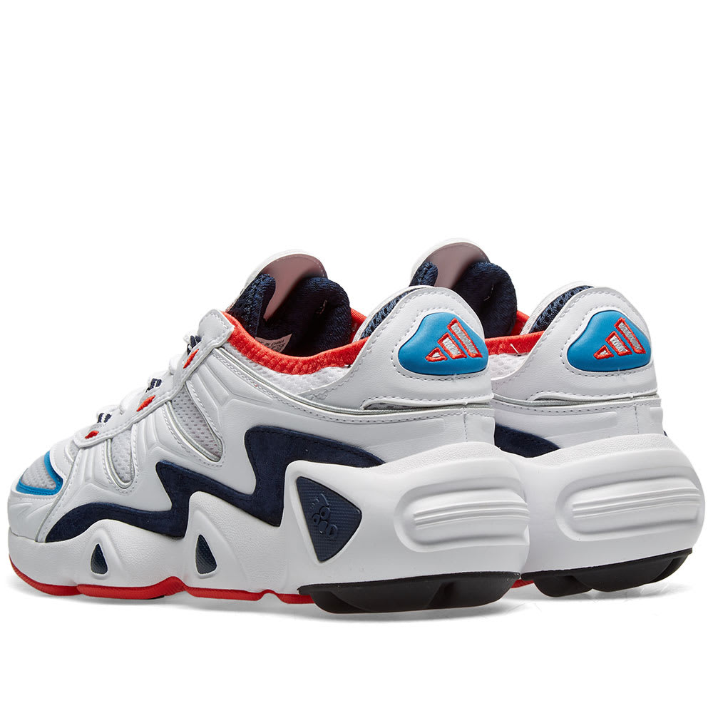 gas giurare Cullare  Adidas Consortium FYW S-97 OG White & Red | END.