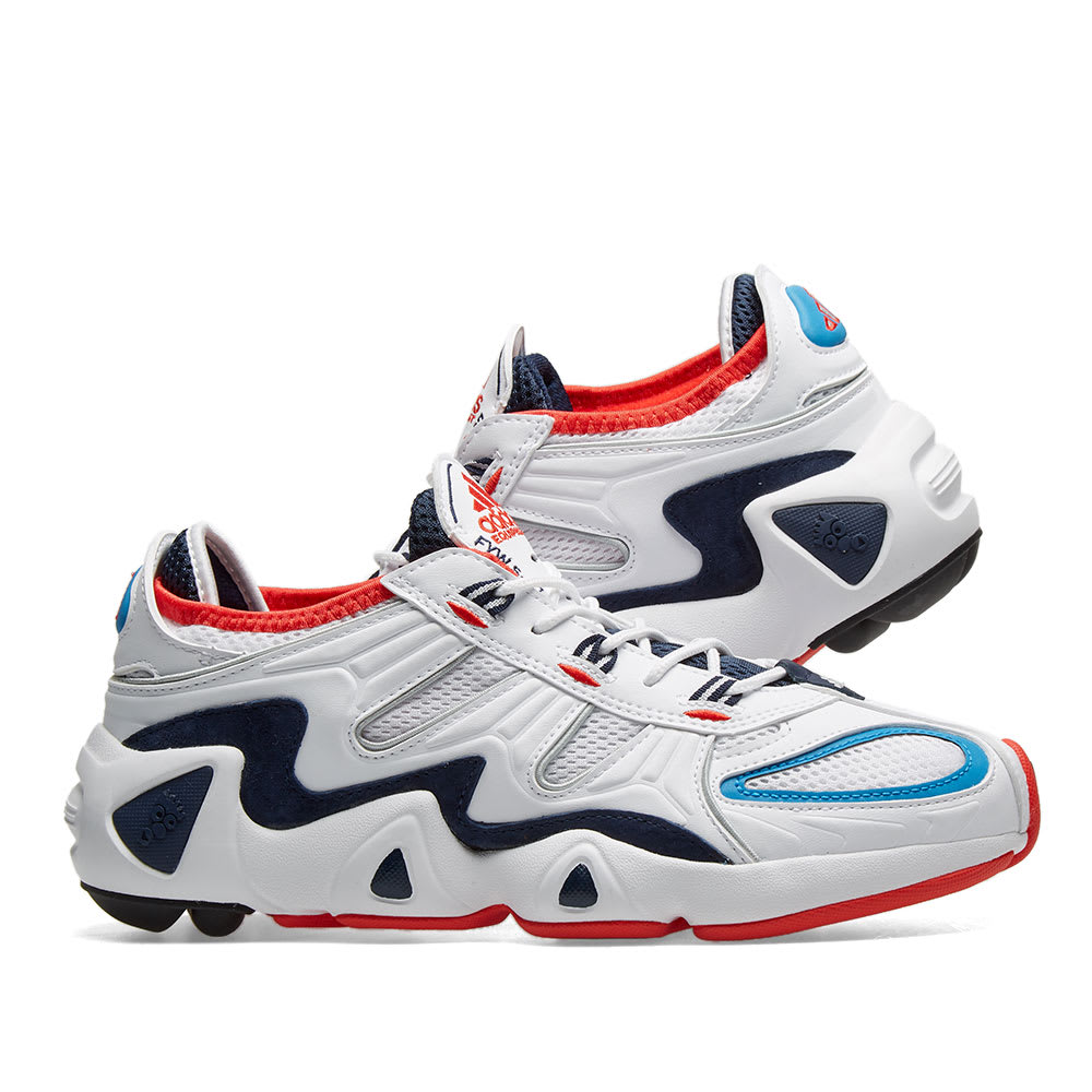 hot sale online ceea6 f6be3 Adidas Consortium FYW S-97 OG. White   Red