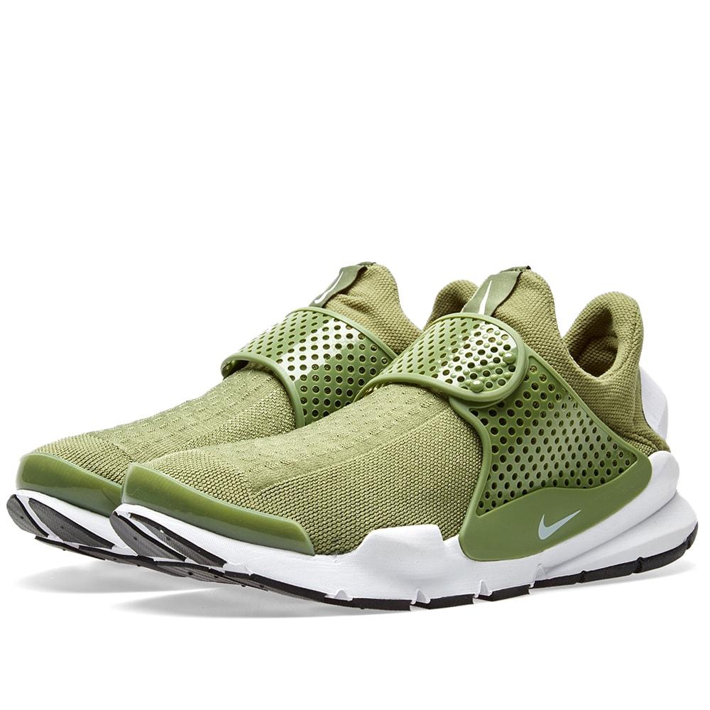 Nike W Sock Dart Palm Green \u0026 White | END.