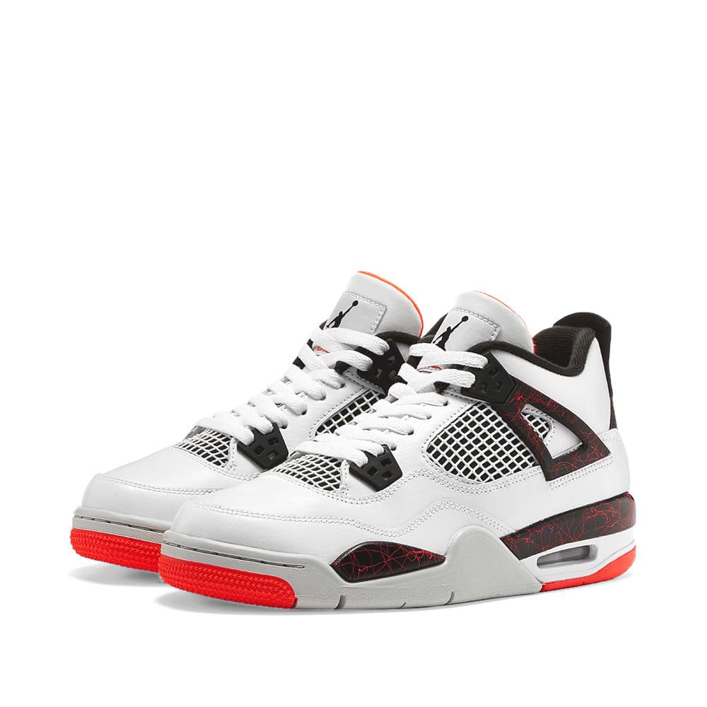free shipping da52c ee848 NIKE. Men s Air Jordan Retro 4 Basketball Shoes ...