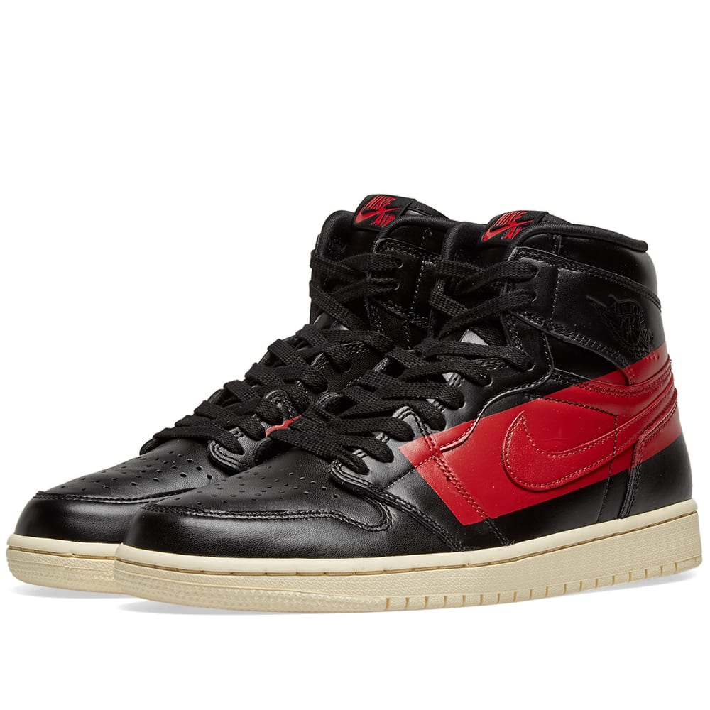cf0ceddf3b7c Air Jordan 1 High OG Defiant Black