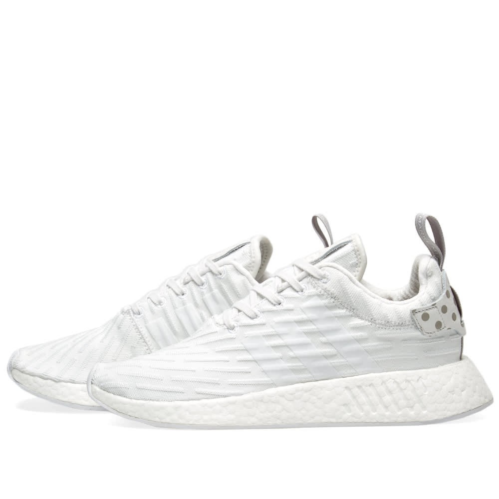 040f35658ee70 Adidas Women s NMD R2 W Clear Granite   Vintage White