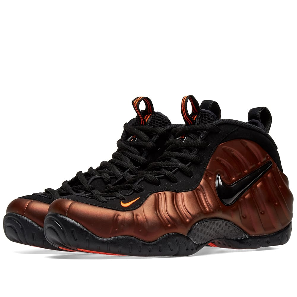47fd3dccb86 Nike Air Foamposite Pro Hyper Crimson   Black