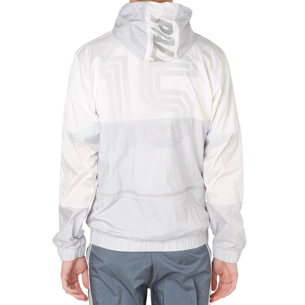 da7e6cc339ce Adidas x Palace Packable Windbreaker 1 Solid Grey   White