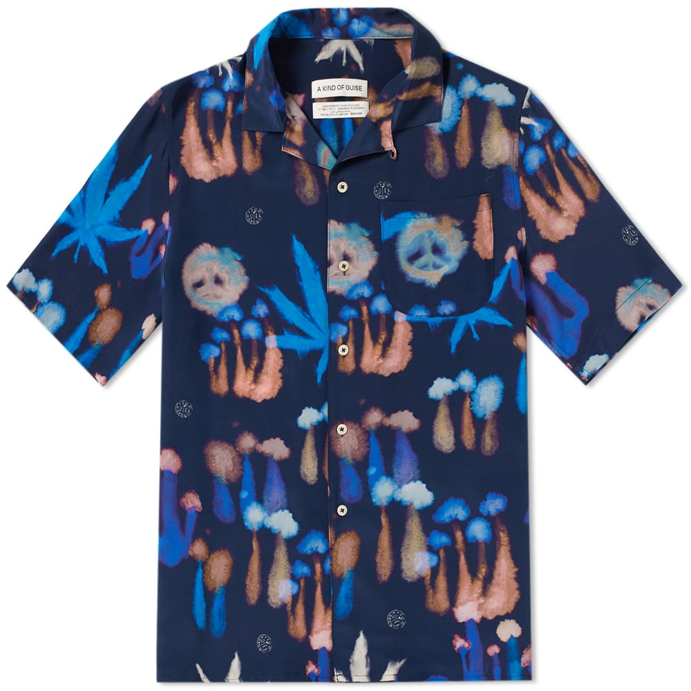 A KIND OF GUISE SHORT SLEEVE GIOLA SHIRT