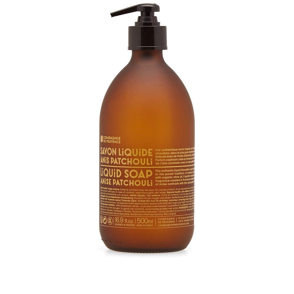 COMPAGNIE DE PROVENCE LIQUID MARSEILLE VO ANISE PATCHOULI SOAP