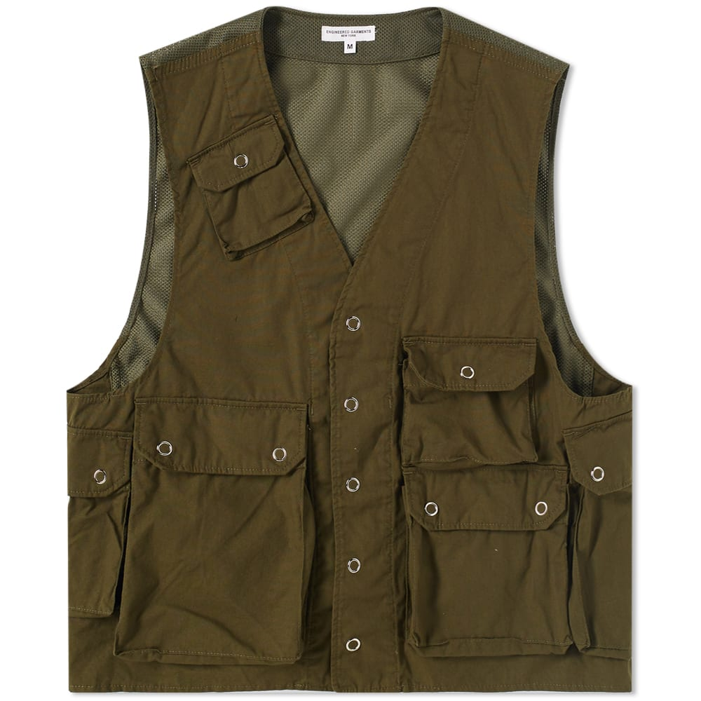 ENGINEERED GARMENTS C-1 RADIO VEST