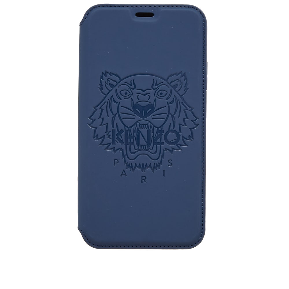 online retailer 41387 be91b Kenzo Tiger iPhone X Folio Case