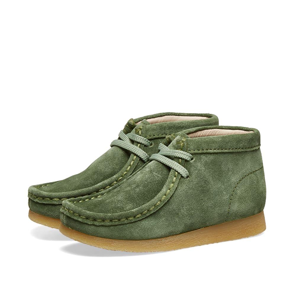 76e4ae65 Clarks Originals Children's Wallabee Boot