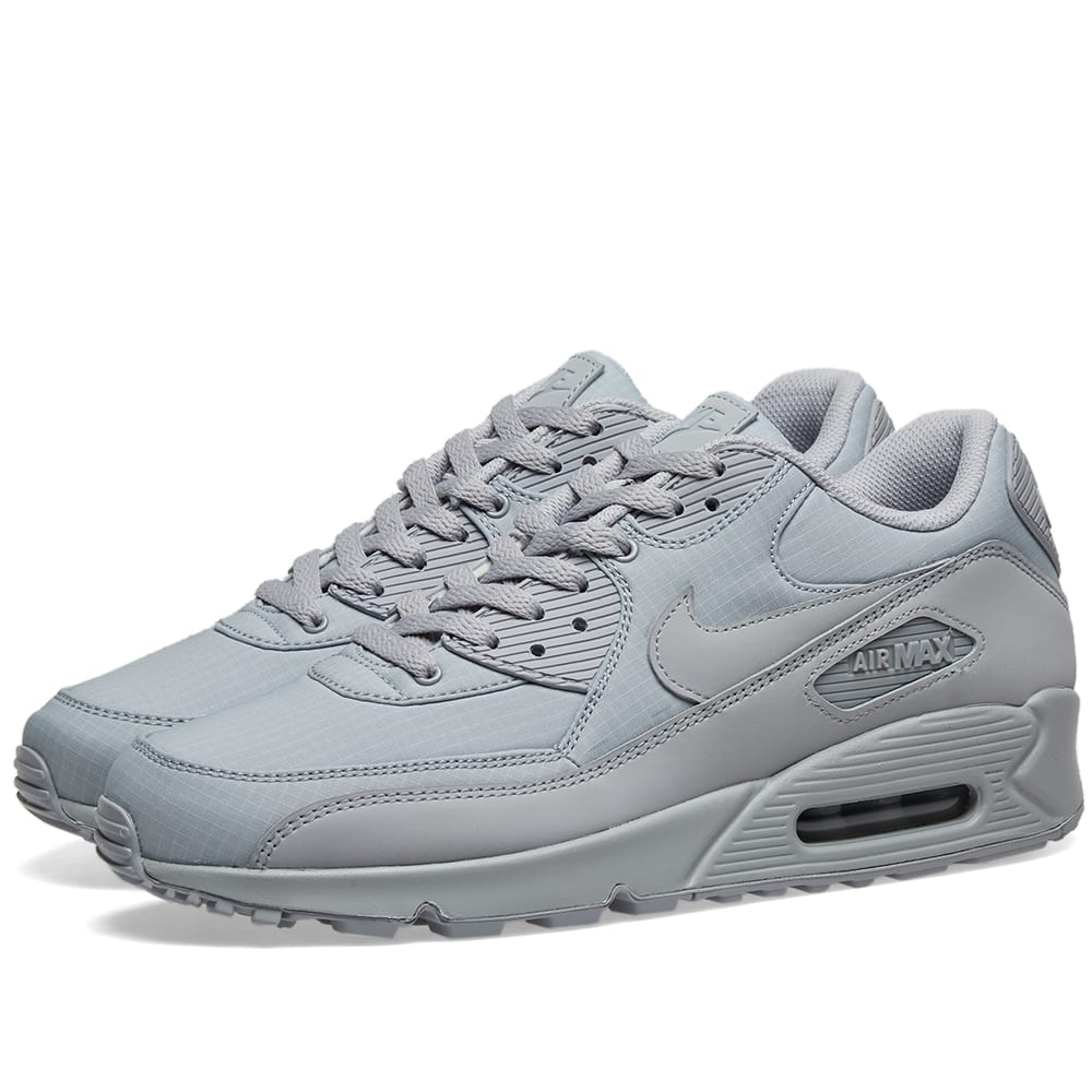 huge discount 7b051 d6b72 Nike Air Max 90 Essential Wolf Grey   END.