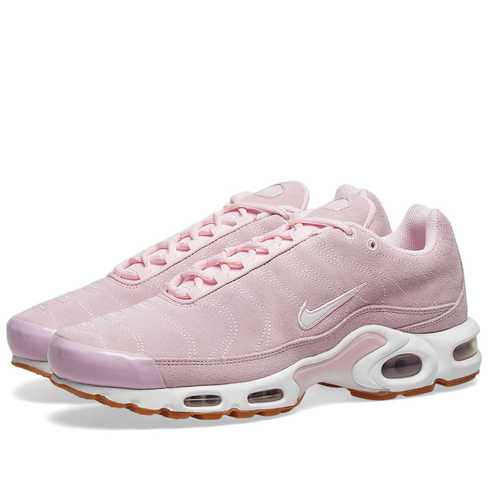 finest selection 2ae81 f840f Nike Air Max Plus Premium W Pink, White   Gum   END.