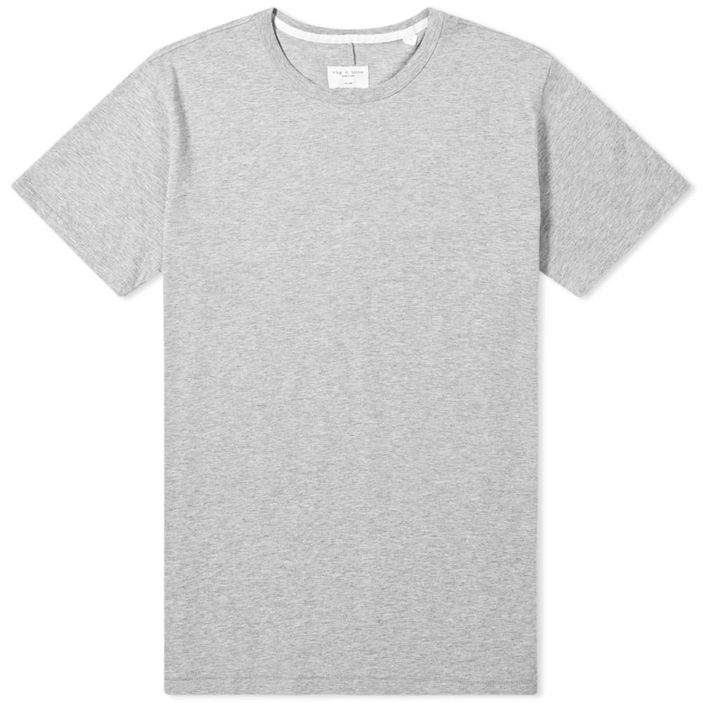 954333b9 Rag & Bone Classic Base Tee In Grey | ModeSens