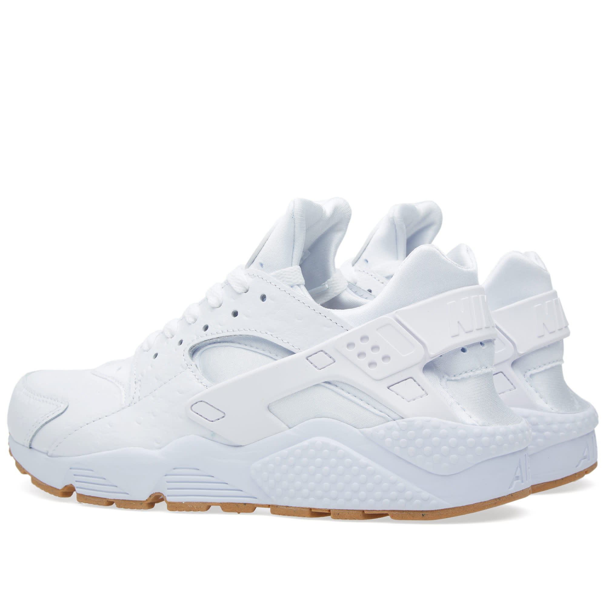 nike air huarache run white gum. Black Bedroom Furniture Sets. Home Design Ideas