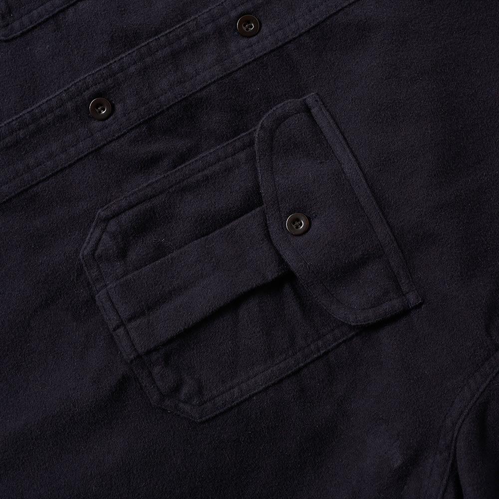Filson Moleskin Seattle Shirt (Navy)