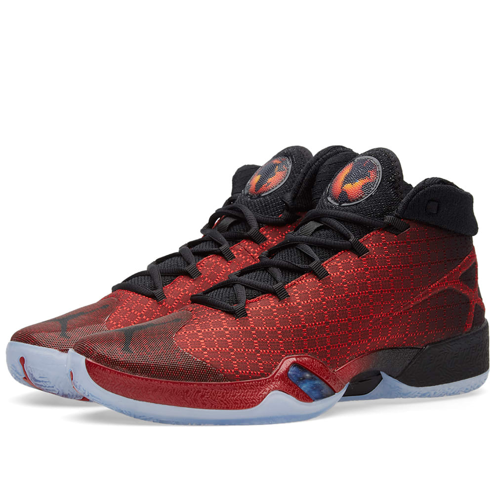 d62af627ca64 Nike Air Jordan XXX Gym Red   Black