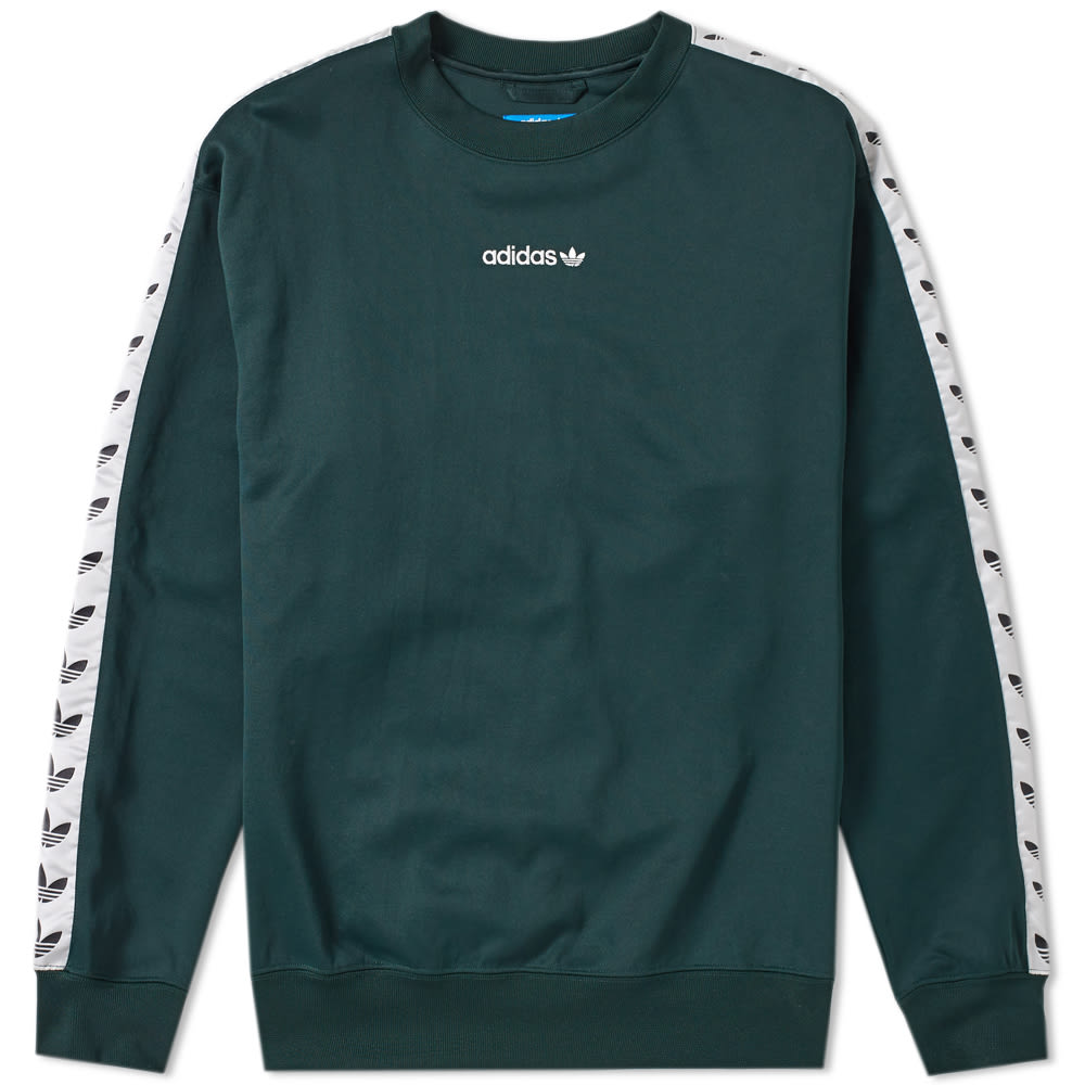 available sold worldwide wholesale outlet Adidas TNT Tape Crew Sweat