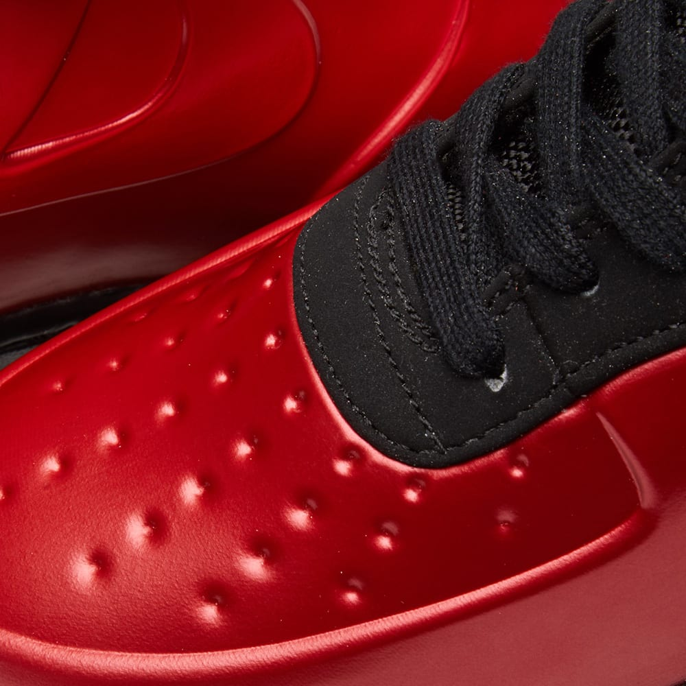 more photos 7d823 506c5 Nike Air Force 1 Foamposite Pro Cupsole Gym Red   Black   END.